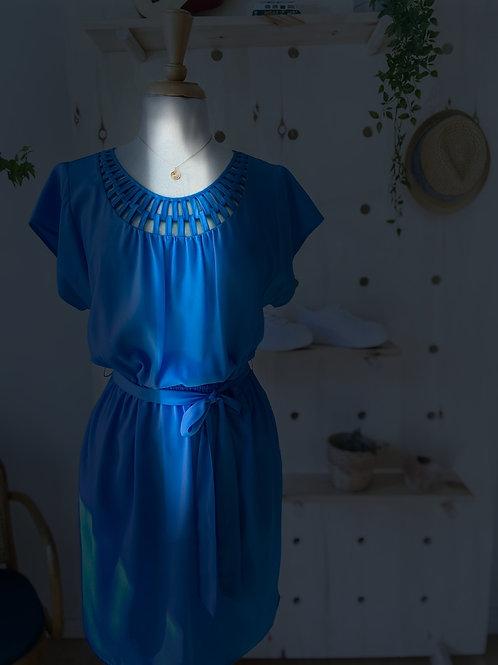 Robe Bleue Jacob