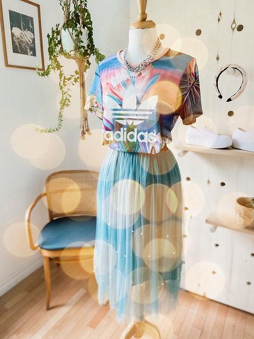 T-Shirt Adidas & JupeTutu