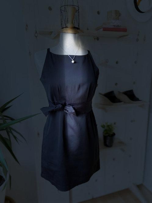 Robe noire look Tiffany