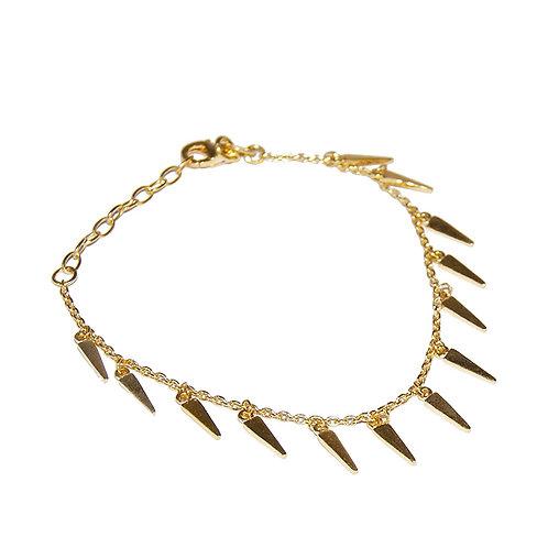 Armband gold Sara