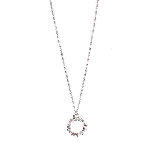 Halskette Lanta 42-47cm Silber