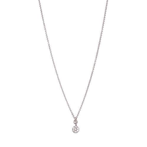 Halskette Missy 42-47cm Silber