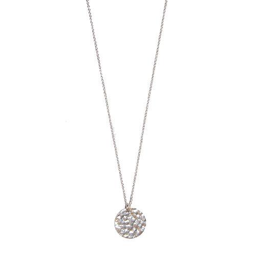 Halskette Maewa 38-42 cm Silber / 14mm