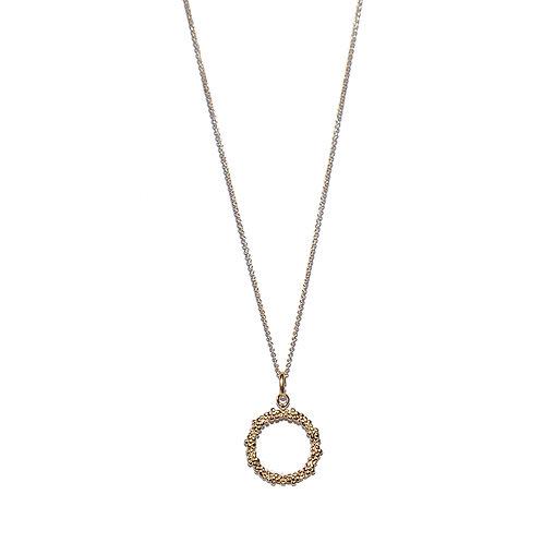 Halskette Alba 40-45cm GG (3 Mikron)