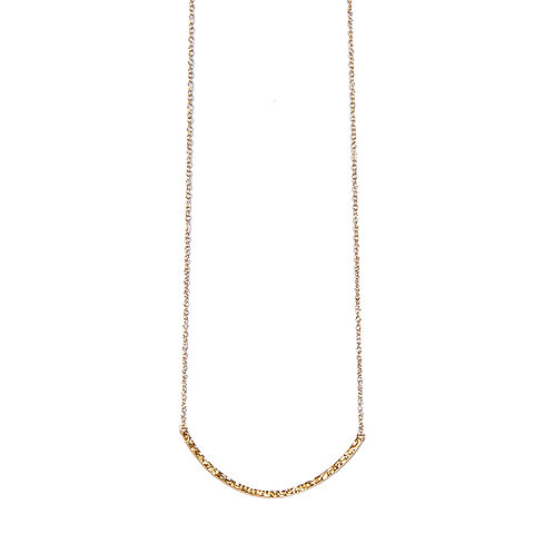 Halskette Salem 38-43cm GG (3 Mikron)