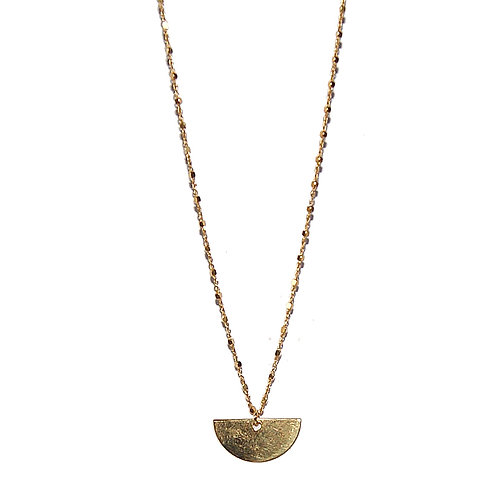 Halskette Nelly 38-43cm GG (3 Mikron)