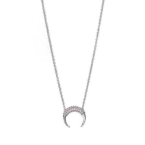 Halskette Hale 38/43cm Silber