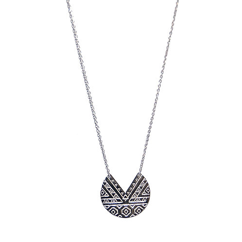 Halskette Ankor 38-44cm Silber