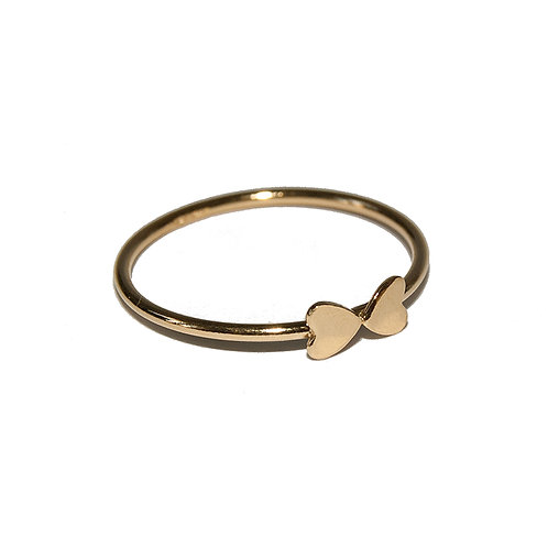 Fingerring Yala (gold filled)