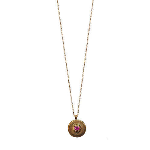 Halskette Dalí 38-43cm GG (3 Mikron)