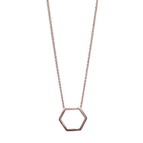 Halskette Yahe 37-42cm RG (3 Mikron)