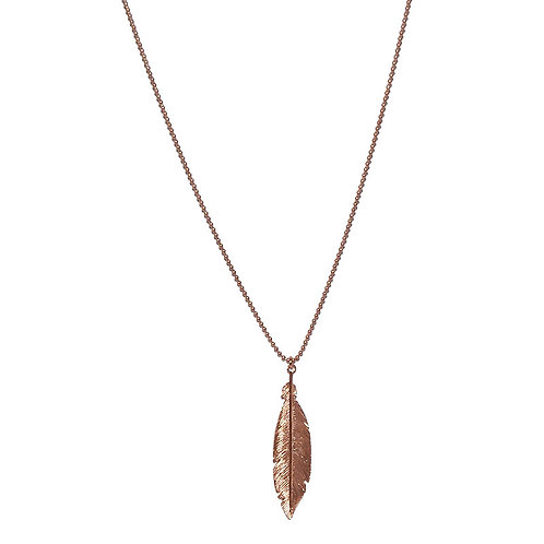 Halskette Feline RG 50cm (3 Mikron)