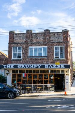 GRUMPY BAKER