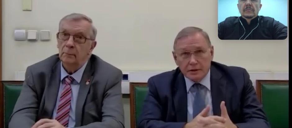В Москве прошло первое заседание Общественного совета при Секретариате Форума