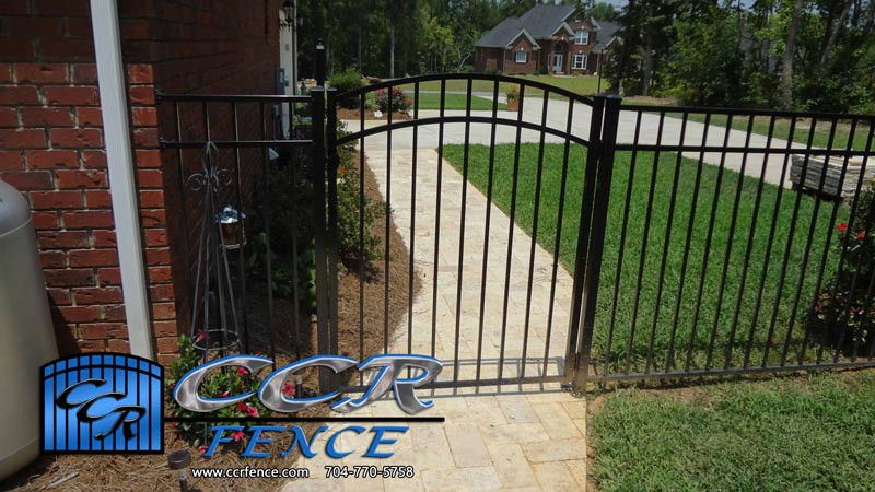 Black-Pool-Code-Fence-with-Arch-Gate.jpg