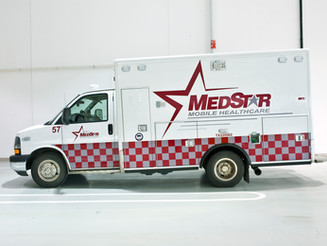 MedStar Ambulance Service ~ Providor for Blue Mound (Family Protection for only $69.00 per Year)