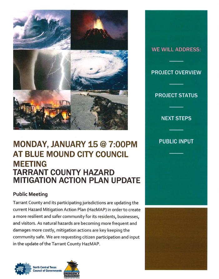 City Council Meeting 01/15/18