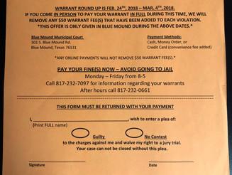 2018 Warrant Round-Up!