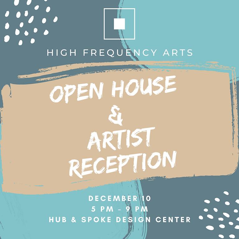 Winter Open House & Artist Reception