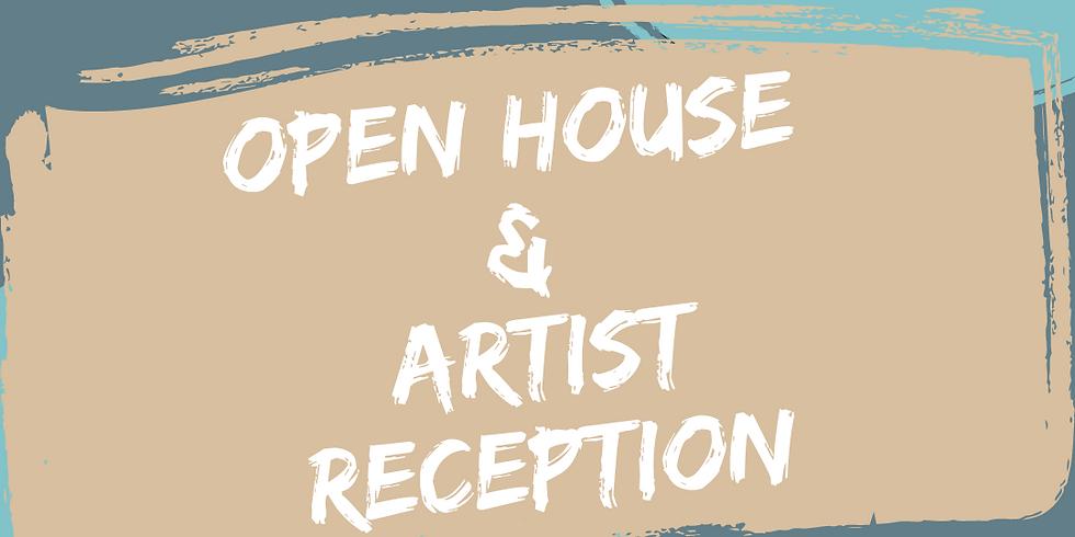 Spring Open House & Artist Reception