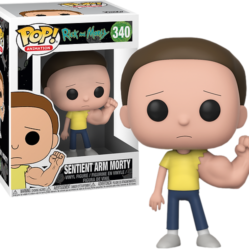 Rick and Morty - Sentient Arm Morty W/ Chase