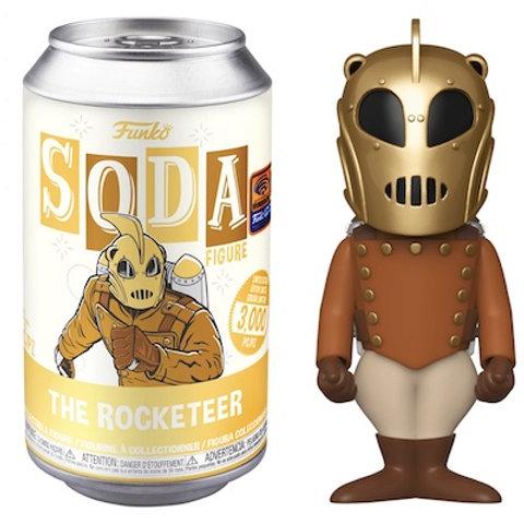 Soda Vinyl - The Rocketeer