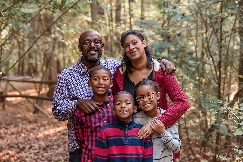 family photo Brantford Ontario