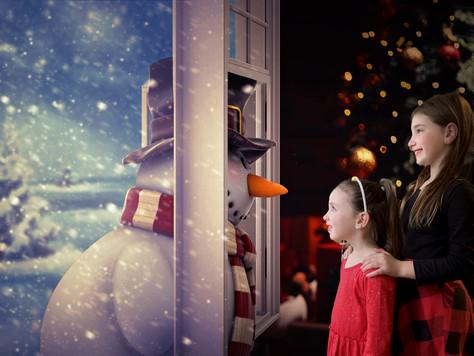 Virtual Christmas Magic Sessions