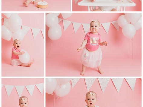 Norah Turns One!