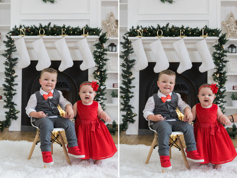Getting Variety in Your Holiday Mini Sessions