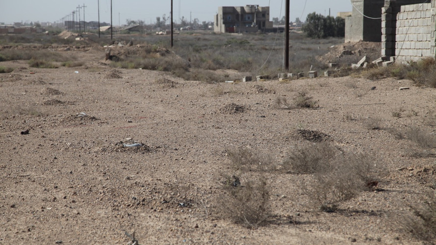 IEDs in Iraq