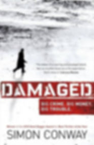 Damaged Book by Simon Conway