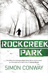 Rockcreek Park Book by Simon Conway