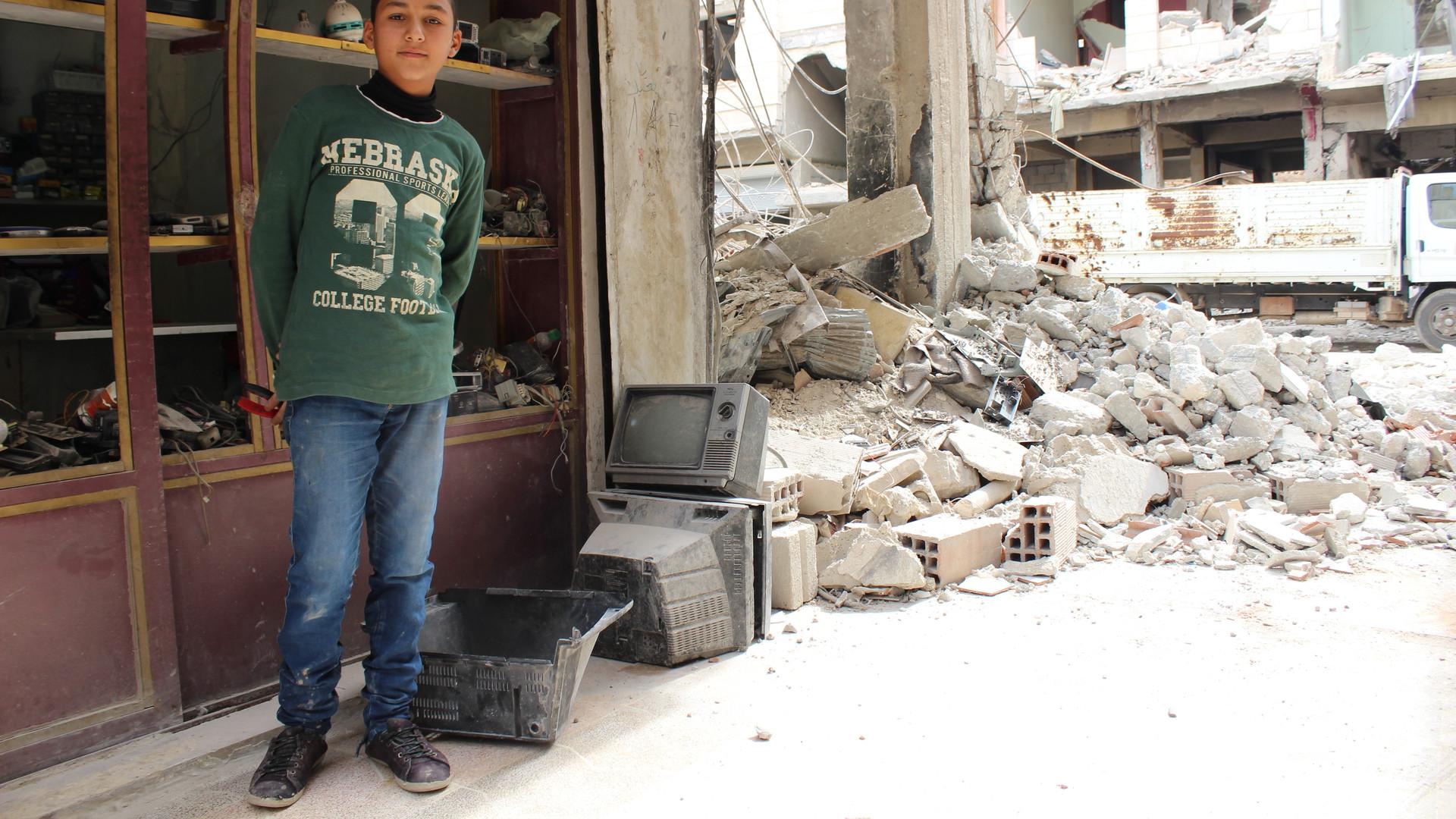 Mohammed, Syria