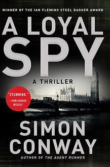 A Loyal Spy Book by Simon Conway