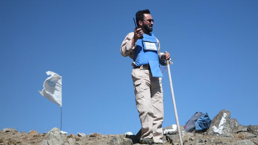 Qahar, HALO Supervisor