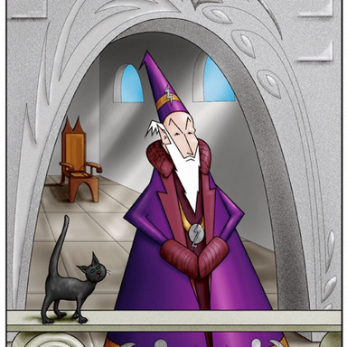The Evil Wizard
