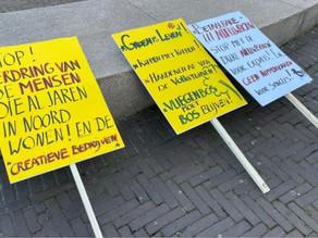 Bewoners roepen gemeenteraad ter verantwoording: hoorzitting voor Amsterdam-Noord