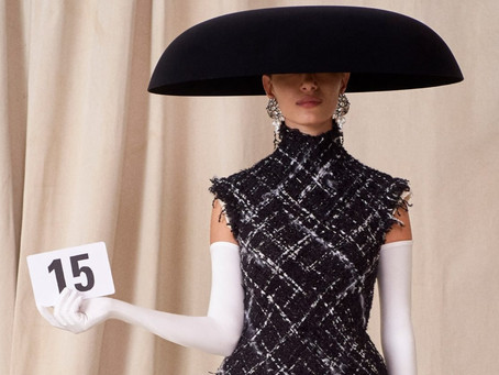 Balenciaga is Back: The New Fall 2021 Collection