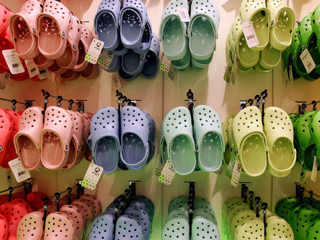 Crocs: The Famous Footwear Phenomenon