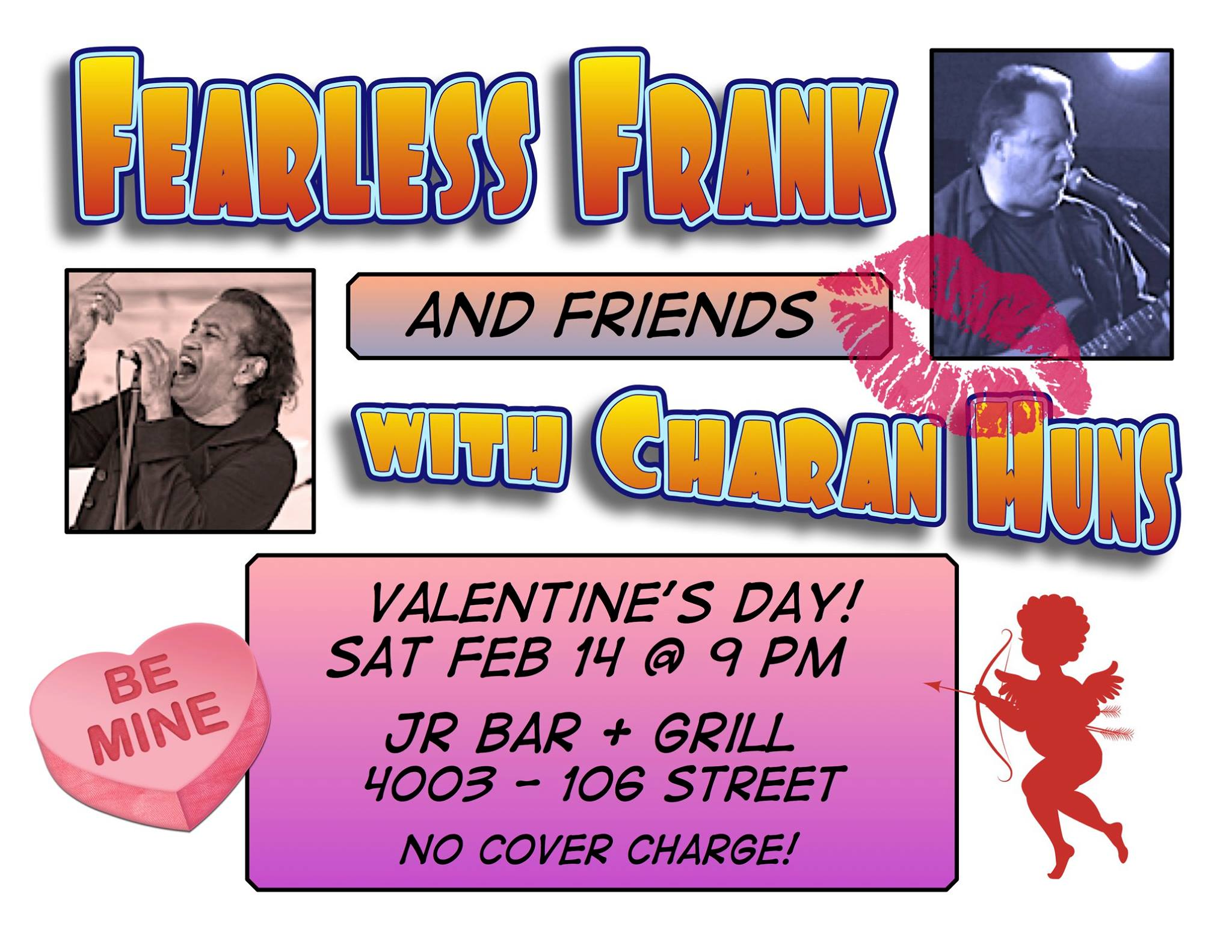 JR's Valentine's Party