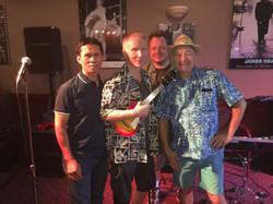 Vix, Rick, Frank & Roly