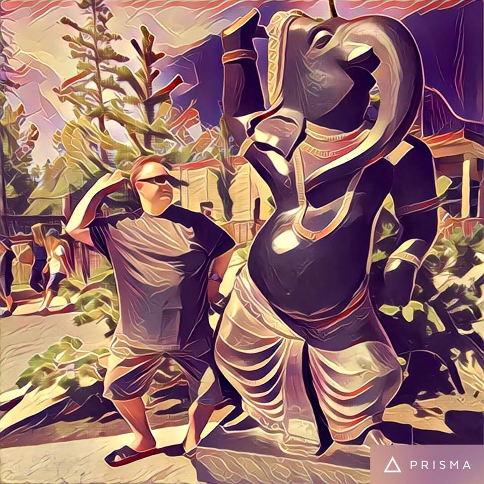 Me and Ganesh