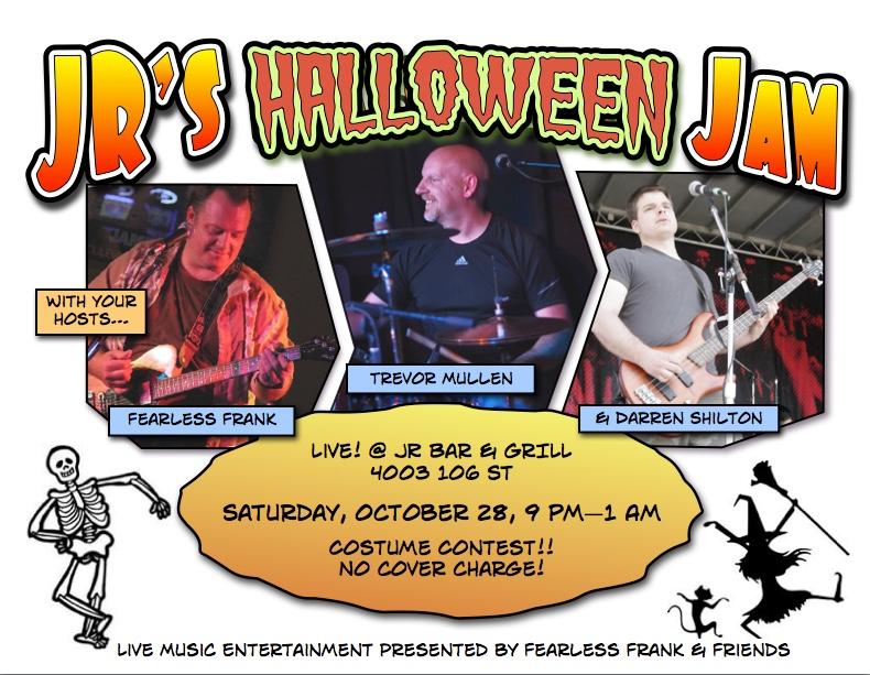 JR's Halloween Jam