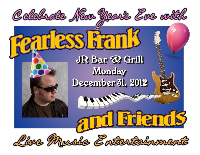 JR's New Year's Eve Bash