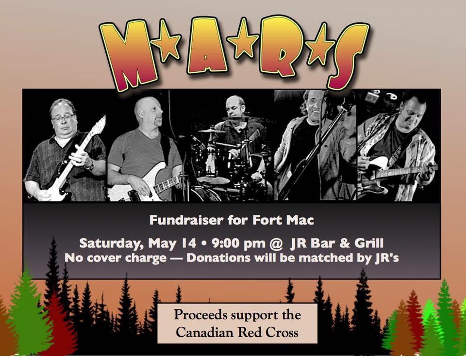 Fundraiser for Fort Mac