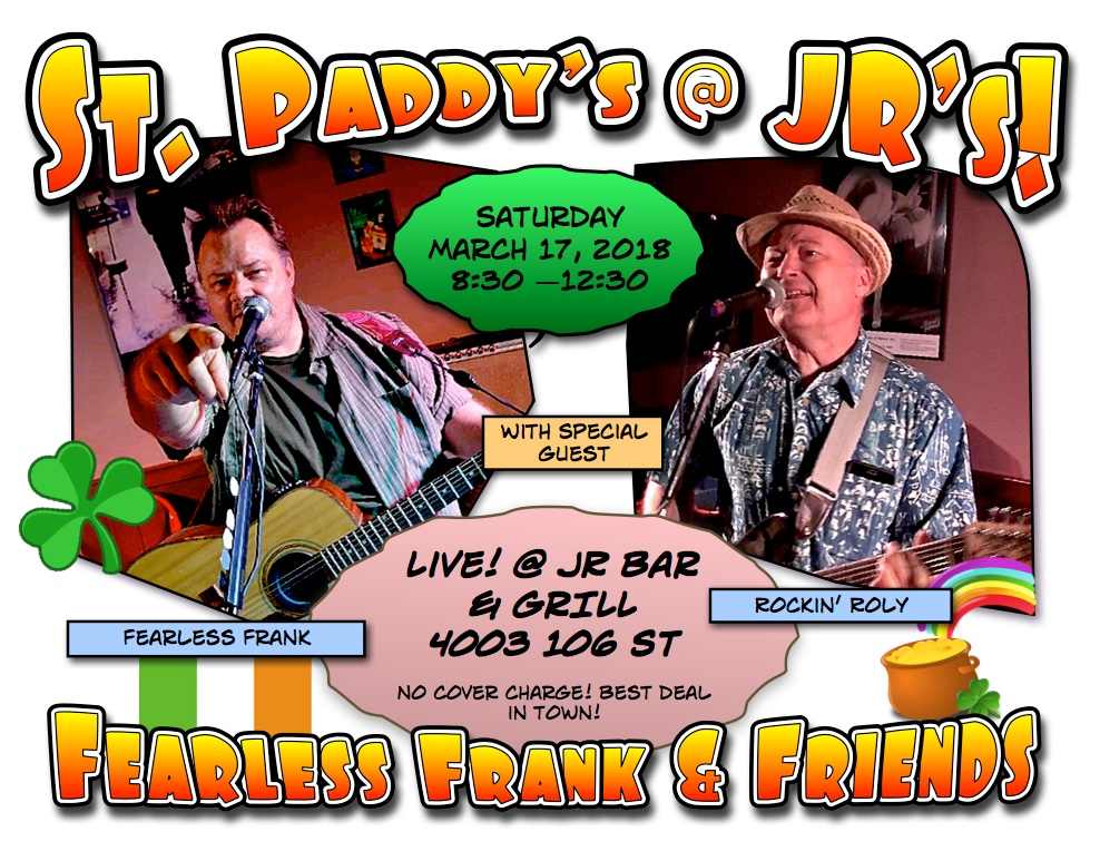St. Paddy's Day @ JR's