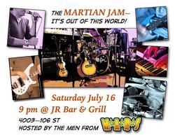 Martian Jam 1
