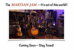 The Martian Jam #1 at JR's