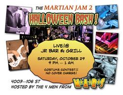 The Martian Jam 2